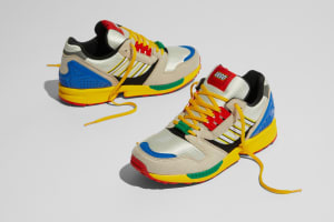 adidas x Lego A-ZX ZX8000 - Register Now on END. Launches
