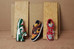 Nike x Off-White Dunk Low - Register Now on END. Launches