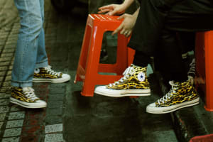 Converse x Invincible x Wacko Maria Chuck 70 - Register Now on END. Launches