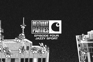 Listen: RELEVANT PARTIES By Carhartt WIP - Jazzy Sport