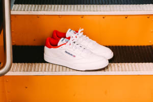 Reebok x Eric Emanuel Club C 85 - Register Now on END. Launches