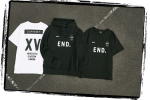 END. x F.C. Real Bristol 15 Year Supporter - Register Now on END. Launches