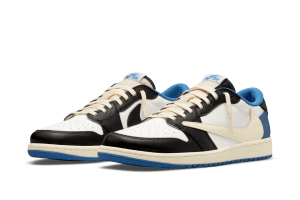 Nike x Fragment Design x Travis Scott Air Jordan 1 Low OG