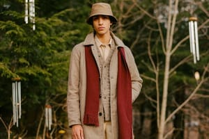 Corridor Looks To The Natural World For AW21
