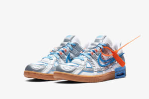 Nike x Off-White Rubber Dunk - Register Now on END. Launches