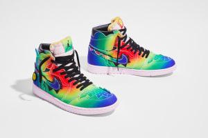 Nike x J Balvin Air Jordan 1 Retro Hi OG