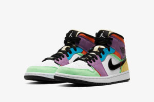 Air Jordan 1 Mid SE W - Register Now on END. Launches