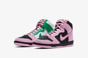 Nike SB Dunk High Pro PRM