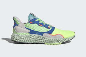 adidas ZX 4000 4D - Register Now on END. Launches