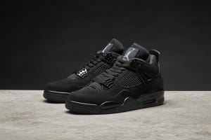 Air Jordan 4 'Black Cat' - Register Now on END. Launches