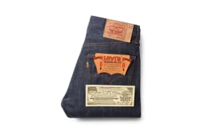 Levi's Cone Mill 501 'Golden Ticket' Jean - Register Now on END. Launches