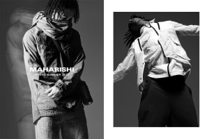 Maharishi Journey Into the Heart of Darkness for SS21