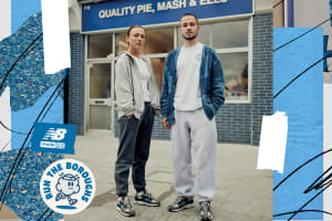 New Balance Go The Distance With Run The Boroughs' Made In England 991 Sneaker