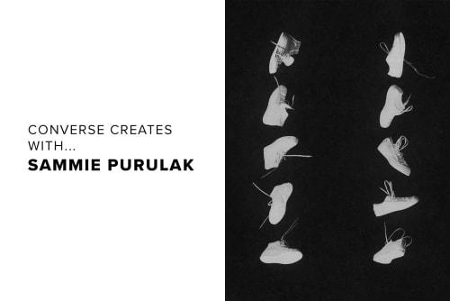 Converse Creates with... @sammiepurulak