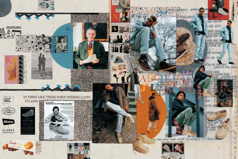 Heritage Icons: The A-Z of Clarks Originals