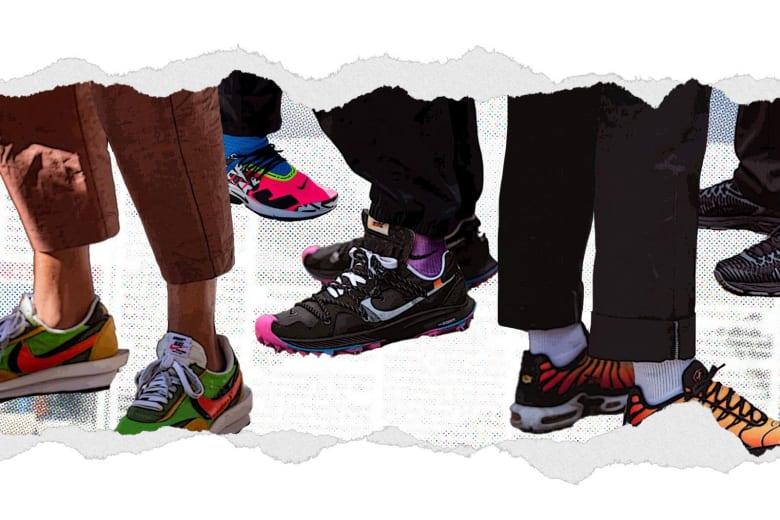 END. 2019 Sneaker Style Restrospective