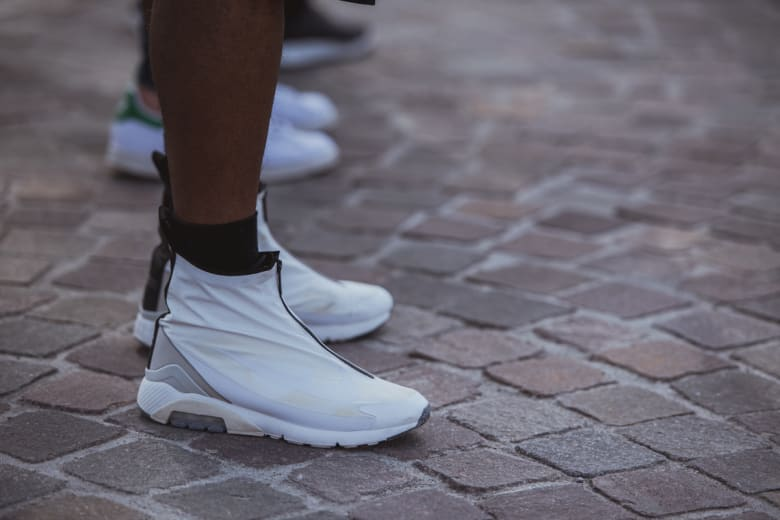Check Out the Pitti Uomo SS20 Sneaker Style