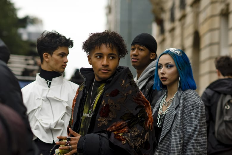 Street Style Report Paris AW20 Men's END.