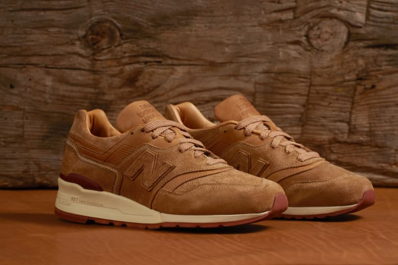 New Balance x Red Wing M997RW 'Made in USA' - M997RW