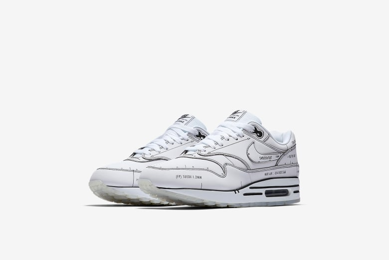 END. Features | Nike Air Max 1 'Sketch to Shelf' Register