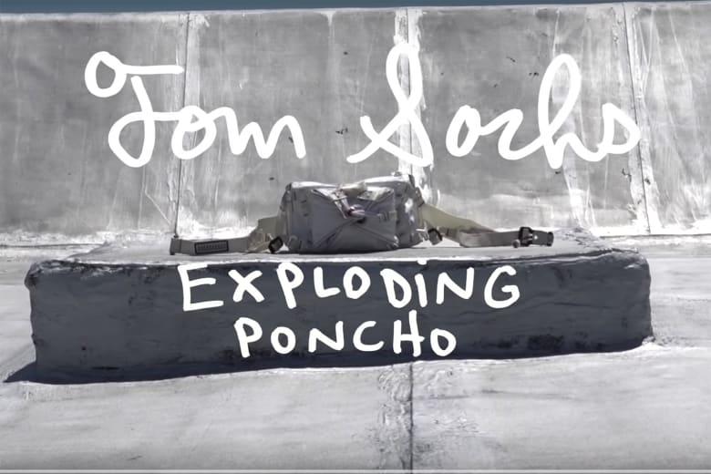 Nikecraft x Tom Sachs Exploding Poncho