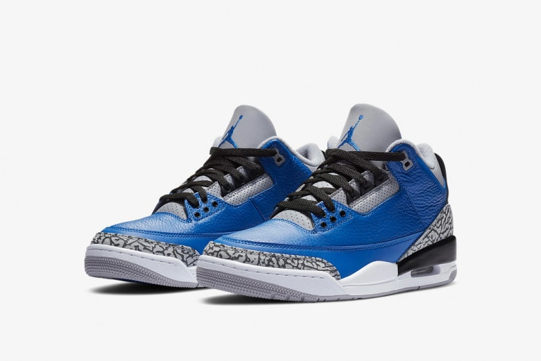 Air Jordan 3 Retro - CT8532-400