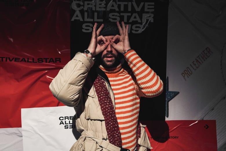 Converse Creative All Star: A Masterclass with Stephane Ashpool
