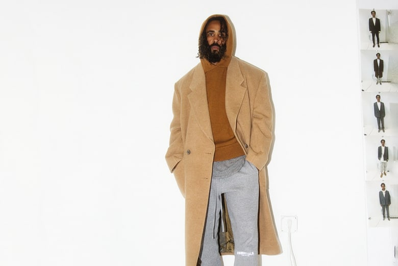 Dressing The Breakfast Club with Jerry Lorenzo - Jerry Lorenzo in LA wearing FoG x Zegna