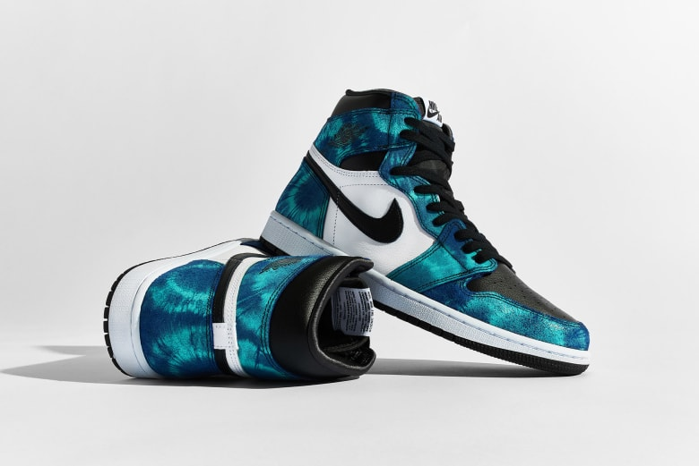 Air Jordan 1 High OG W Tie Dye - CD0461-100