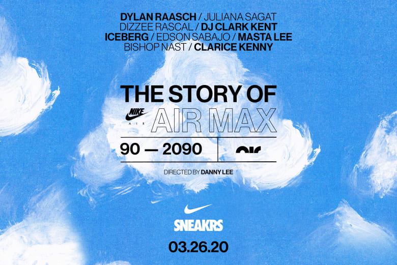 The Story of Air Max: 90 to 2090 | Nike