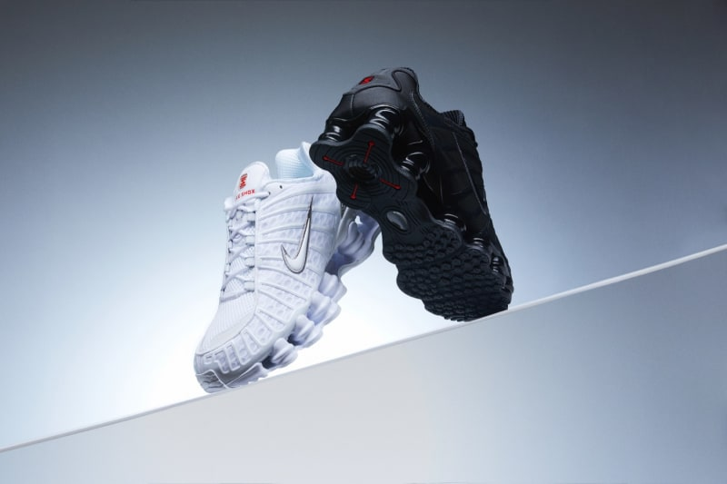 Nike Gives the Shox TL a Metallic Reissue - Register Now on END. Launches