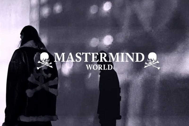 Watch: MASTERMIND WORLD AW19 'SOULMATE'
