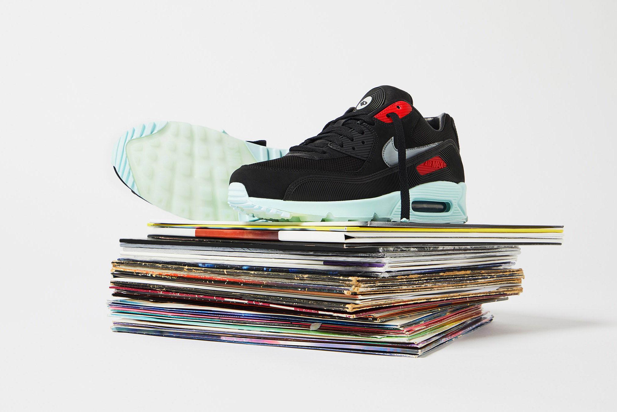 Nike Air Max 90 Premium 'Vinyl' - CK0902-001