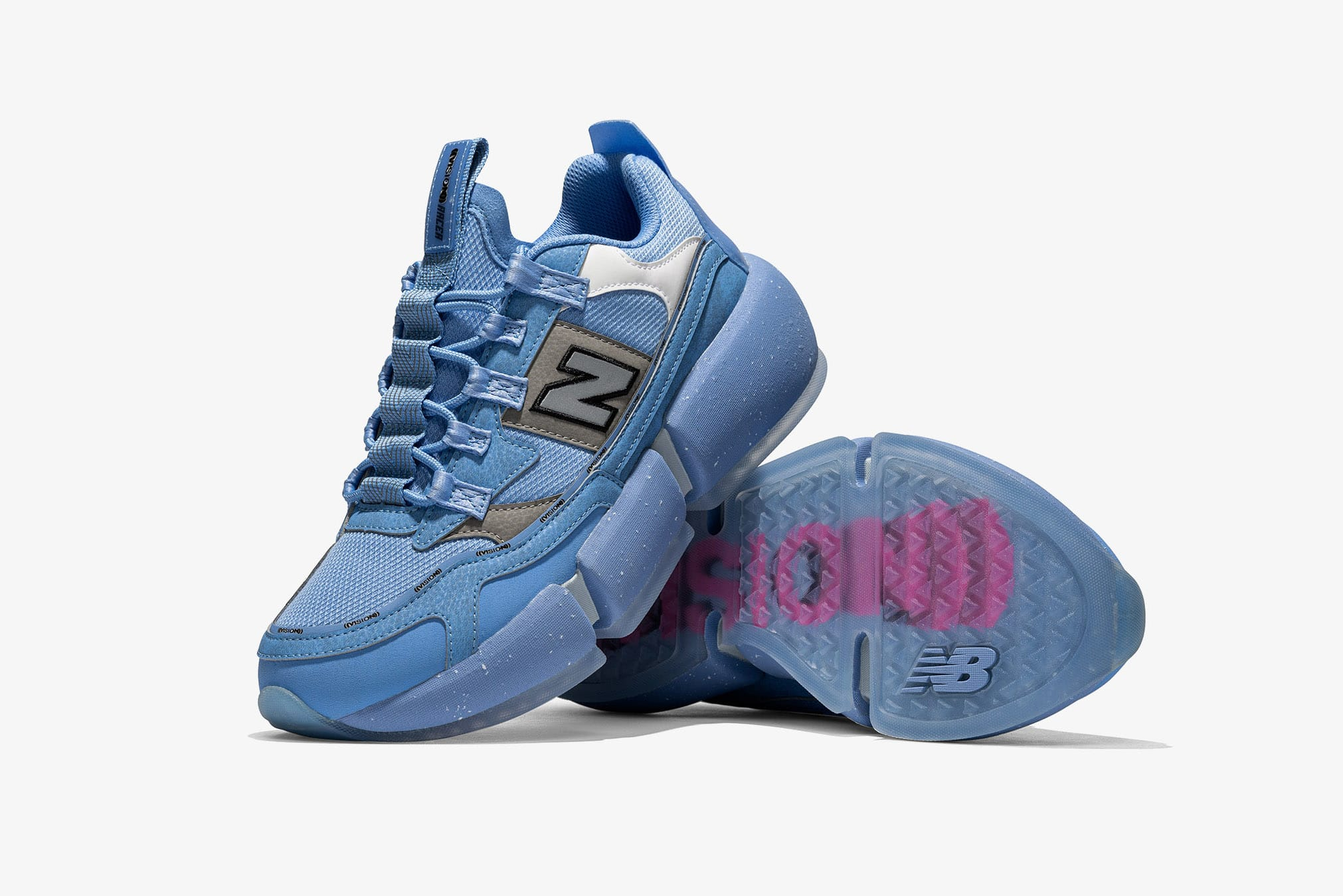 END. Features | New Balance x Jaden Smith Vision Racer - Register ...