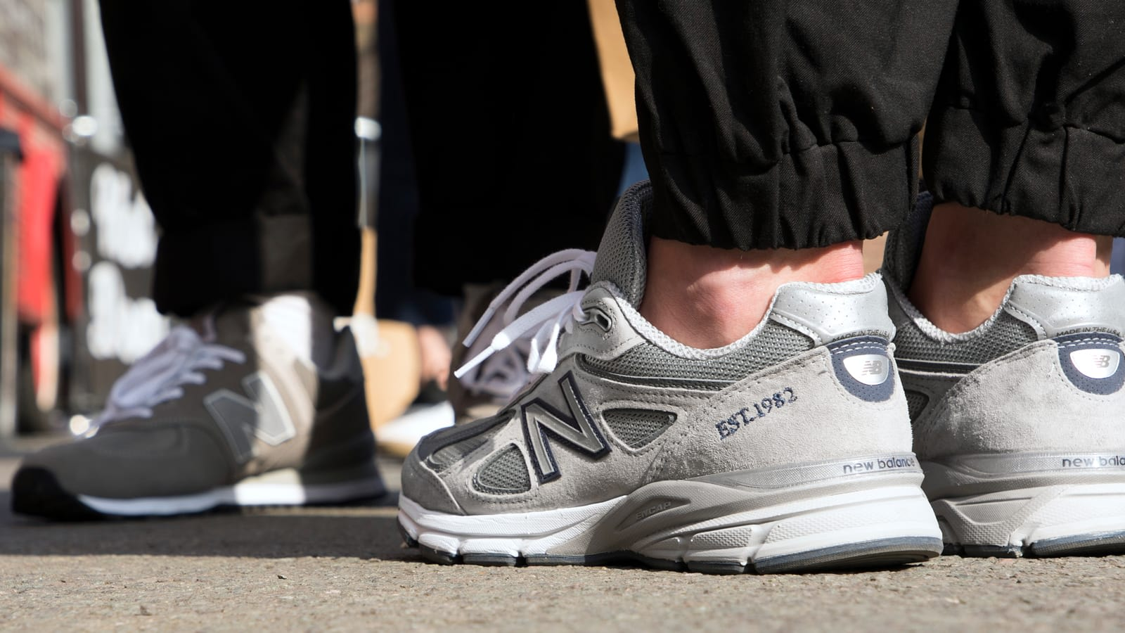newest collection 8f869 8ef79 END. Features | Here's What Happened at the New Balance 990 ...