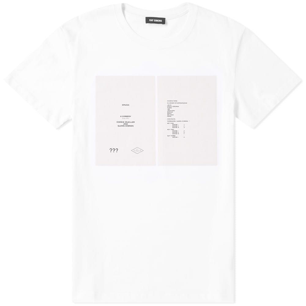 Drugs Cover Tee