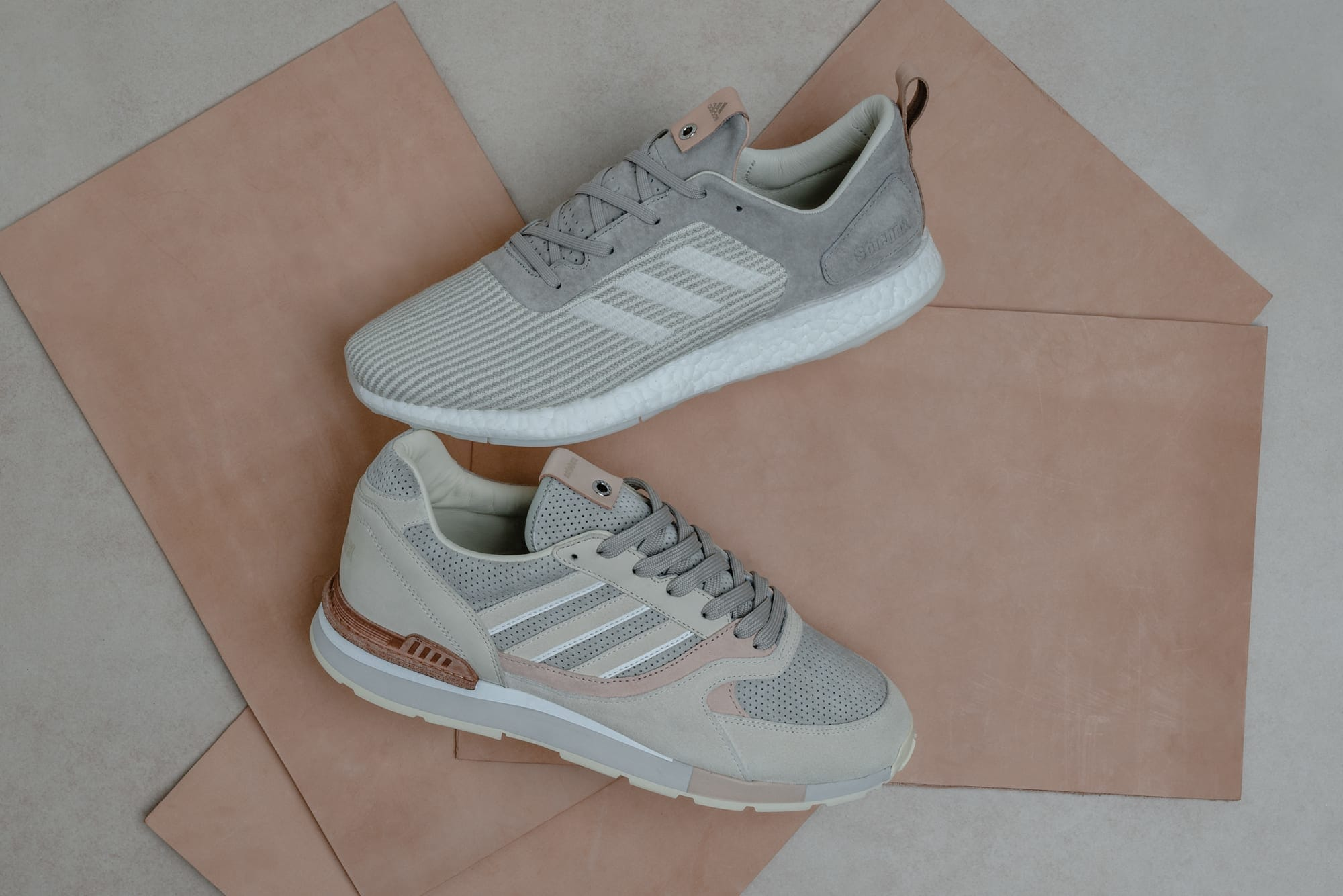 quality design 9e224 a4ef3 END. Features | adidas Consortium x Solebox SS18 - Launching ...