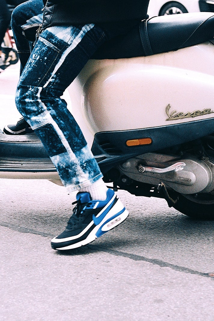 Gabber Eleganza's Hardcore Escapism: An interview with END. - Nike Air Max BW OG