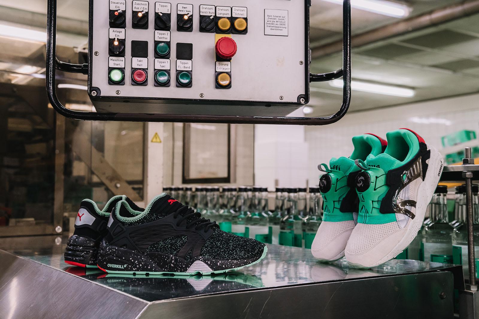 Schuhe wie ein Pfeffi: Jetzt gibt es Suff Sneaker von Puma