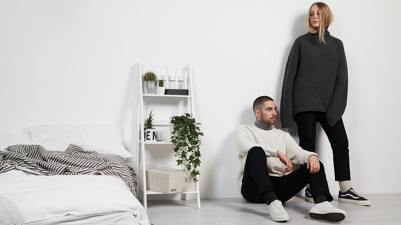 Frånstötande pågående Mager  END. Features | END. x VANS 'Nordic Wool' - Launching 24th November