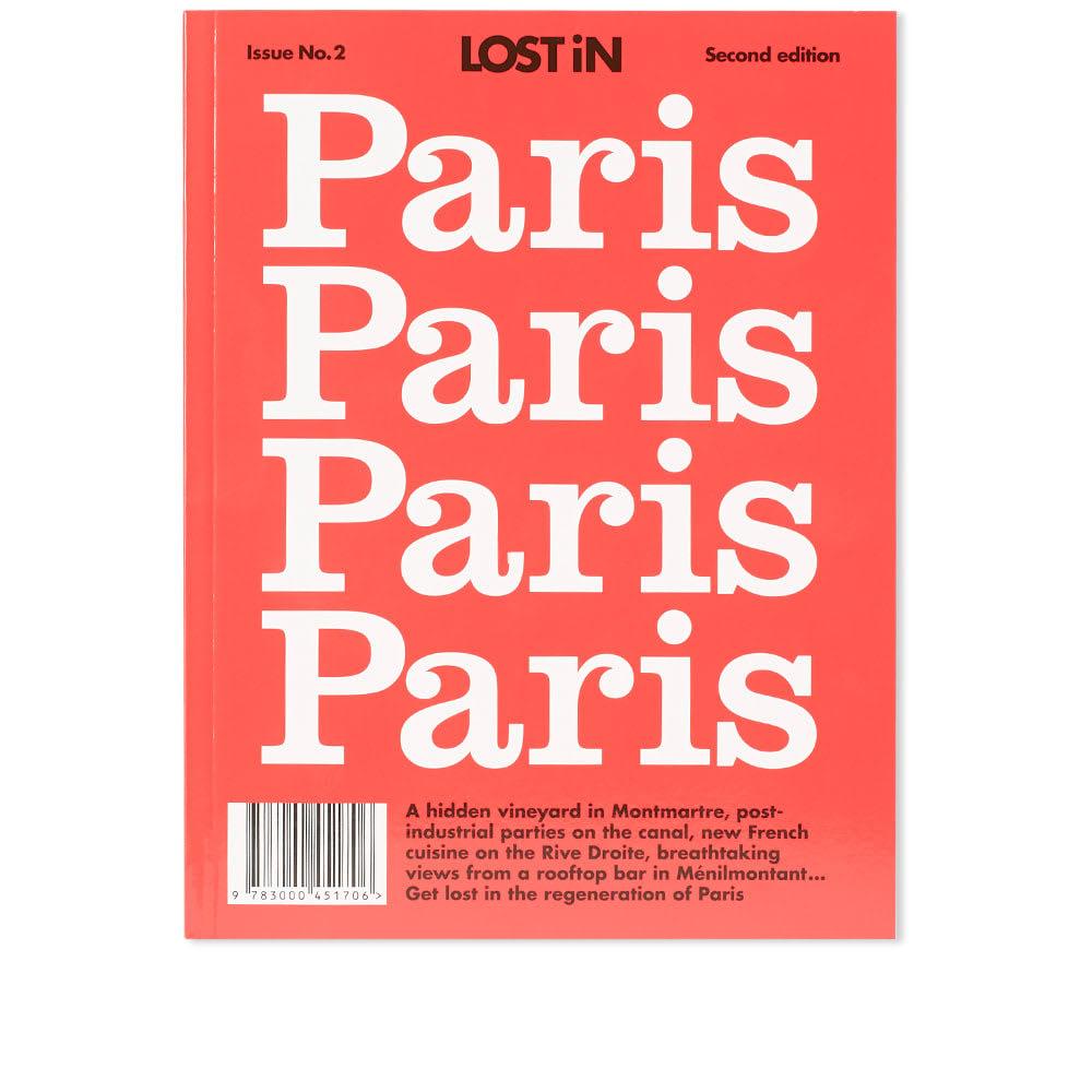 Lost In Paris Guide