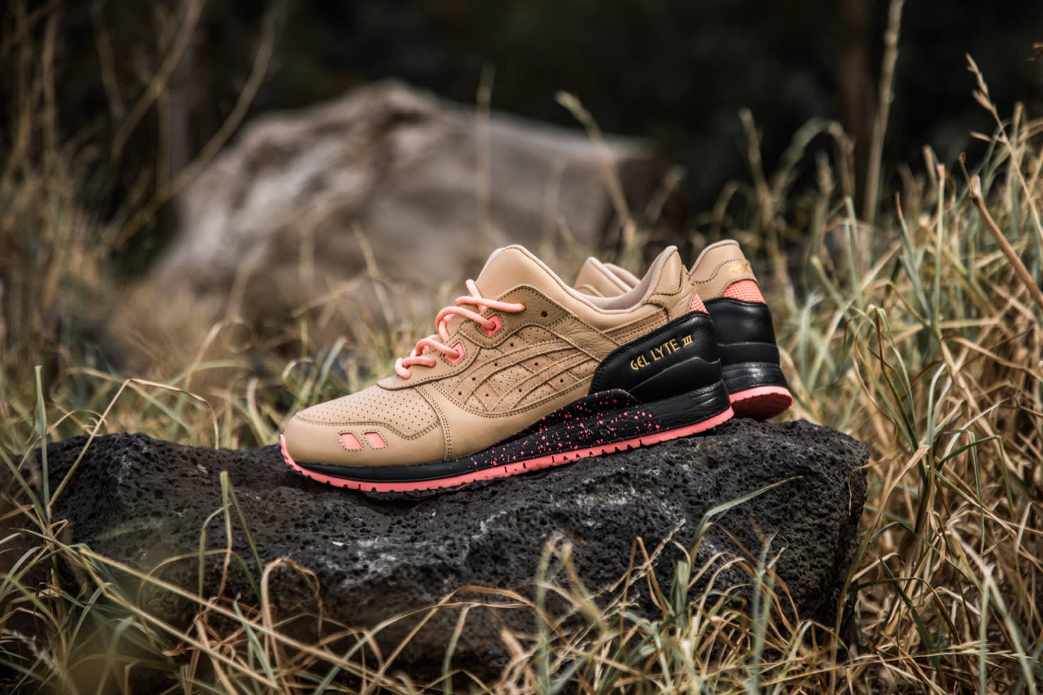 END. Features | ASICS x Sneakerfreaker Gel-Lyte III 'Tiger Snake ...