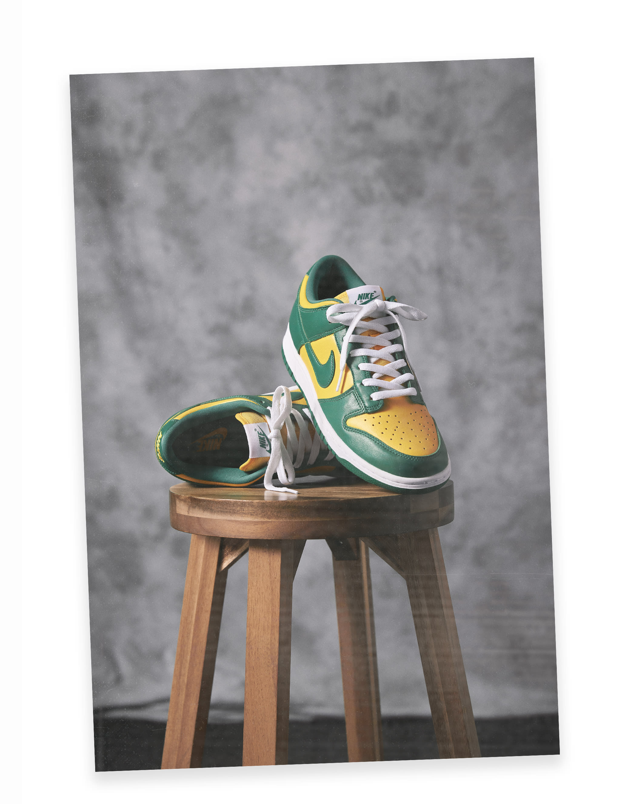 Class of 2020 Year of the Dunk - Nike Dunk Low Brazil