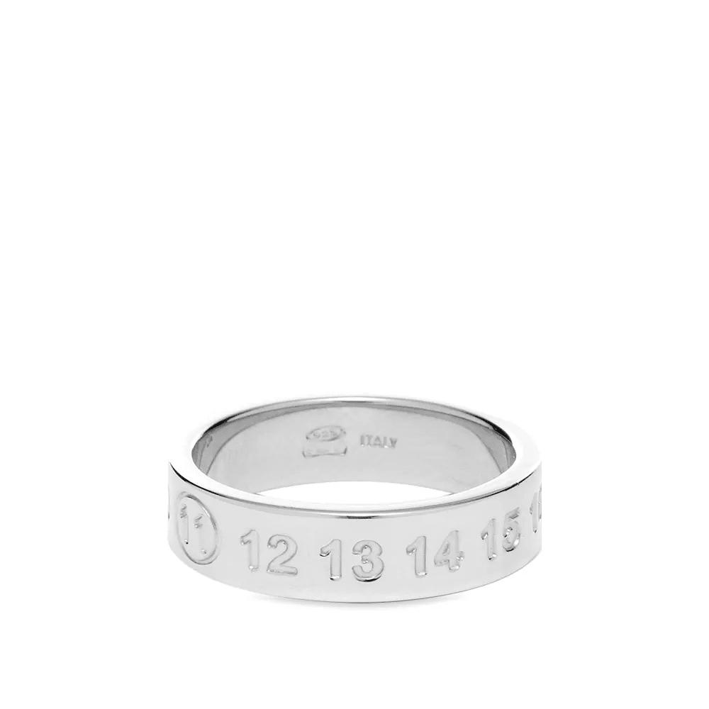 Maison Margiela 11 Logo Band Ring
