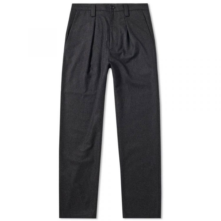 Acne Studios Alie Flannel Trouser