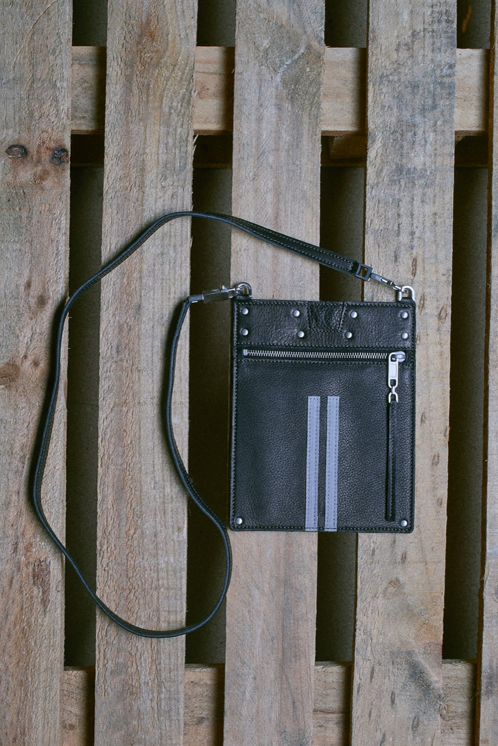 END. AW19 Required Item: Micro Bags off-model shot of Rick Owens Security Pocket for END.