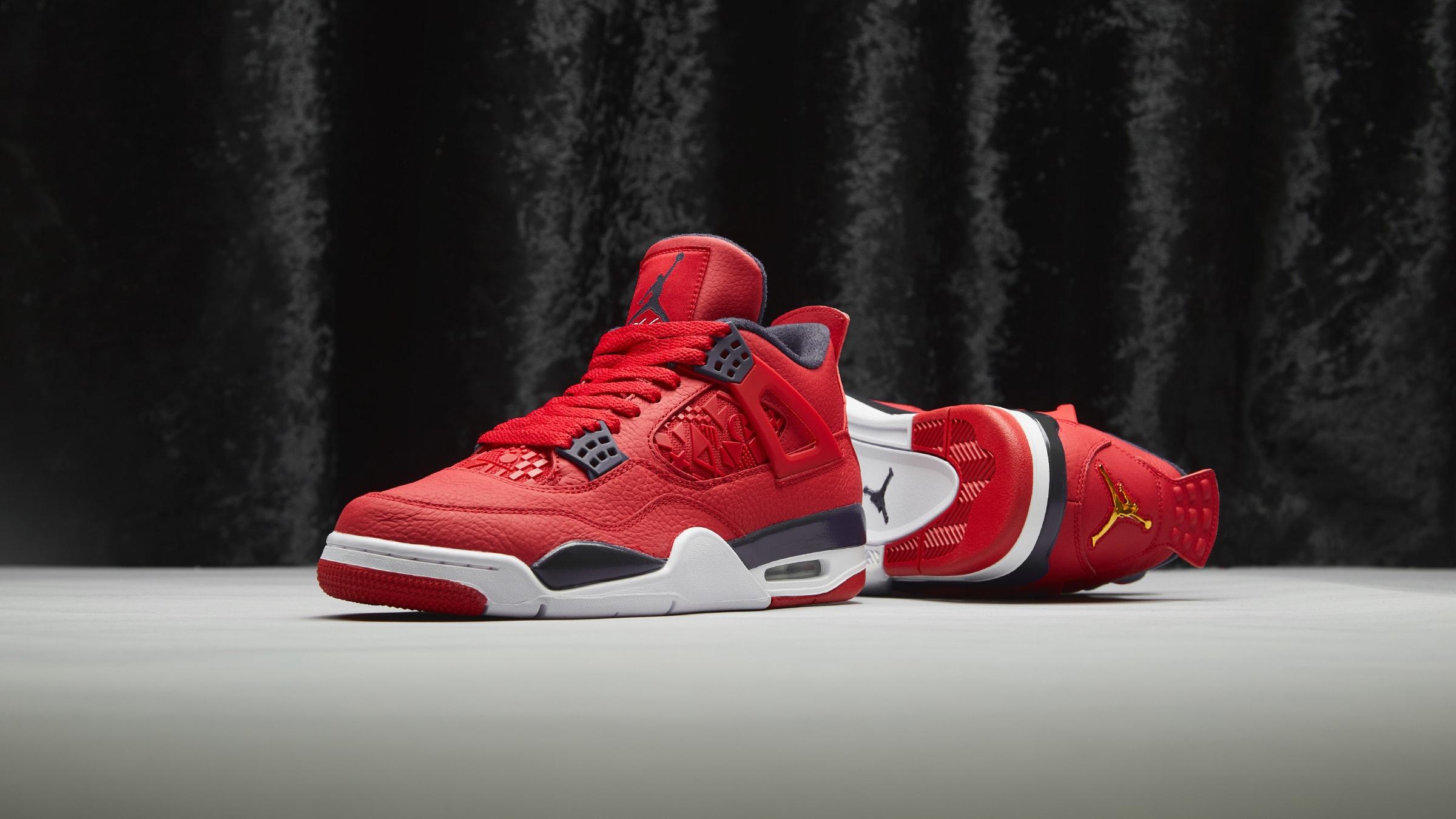 END. Features | Nike Air Jordan 4 FIBA