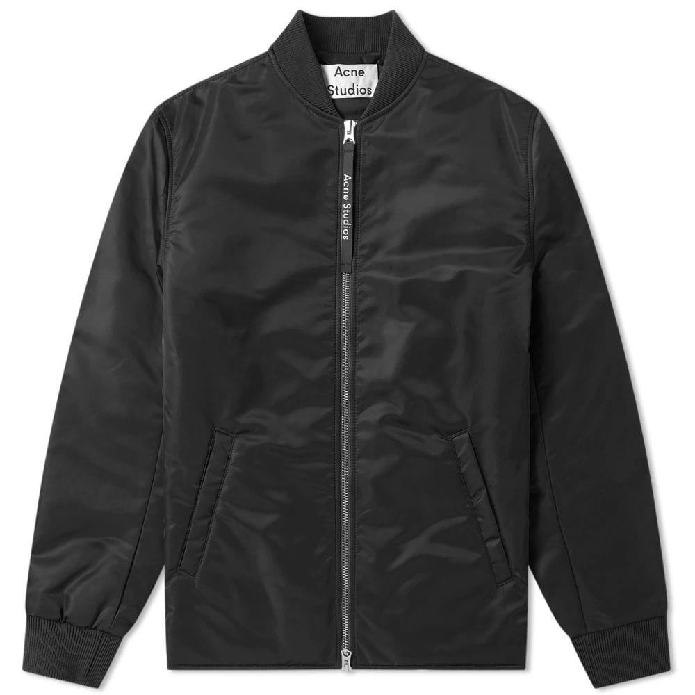 Acne Studios Nylon Bomber Jacket