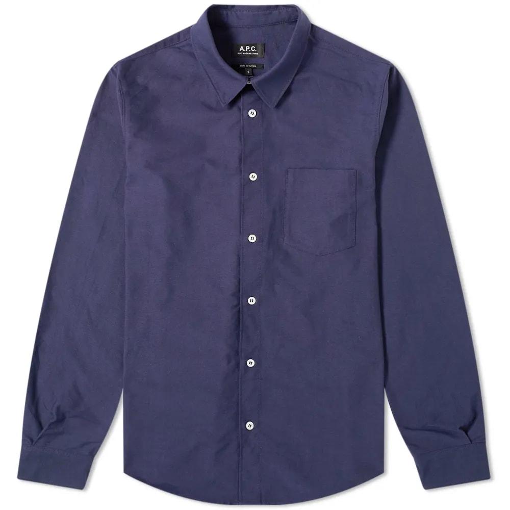 A.P.C. 92 Oxford Shirt