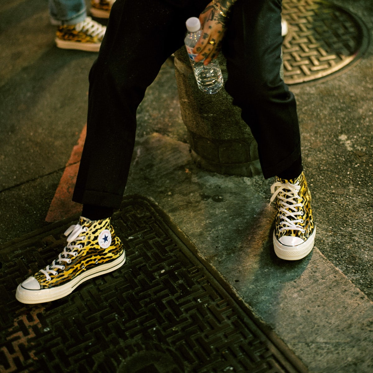 END. Features | Converse x Invincible x Wacko Maria Chuck 70